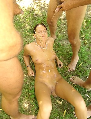 Krisztina loves being fucked and ravaged by older men