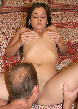Incredible blowjob done to a horny stud, who did great picking up our beauty. Watch this sweet Latina get penetrated nicely after blowjob.