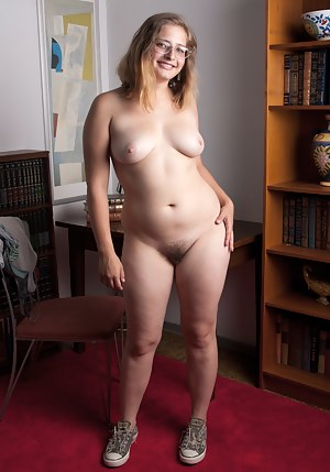 Forget study, Jodi simply can't wait to show the world her beautiful curvaceous figure and tight wet hairy pussy.